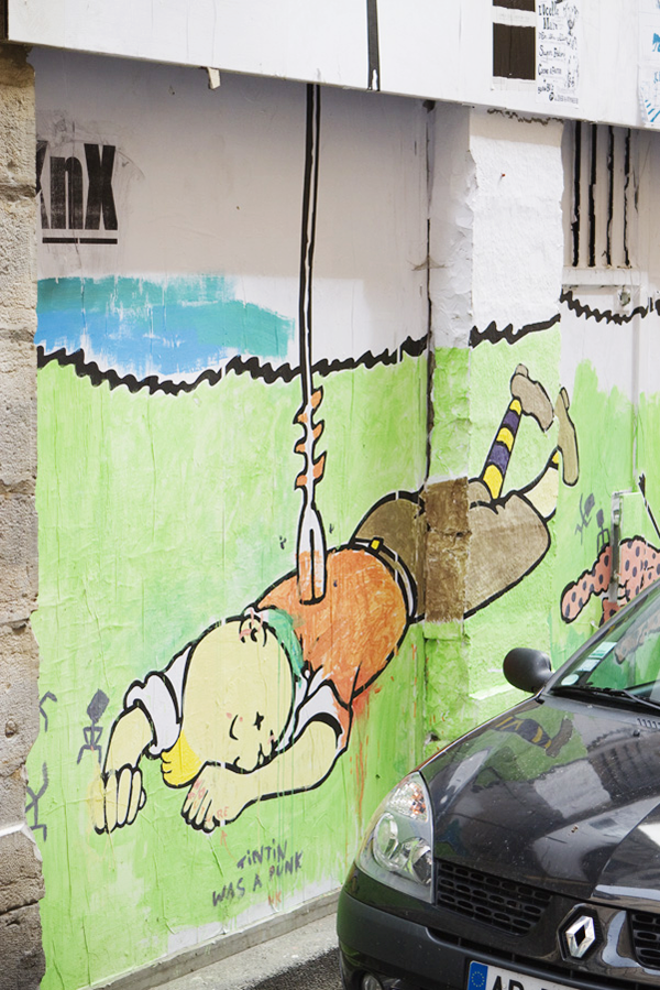 Sean Hart street art