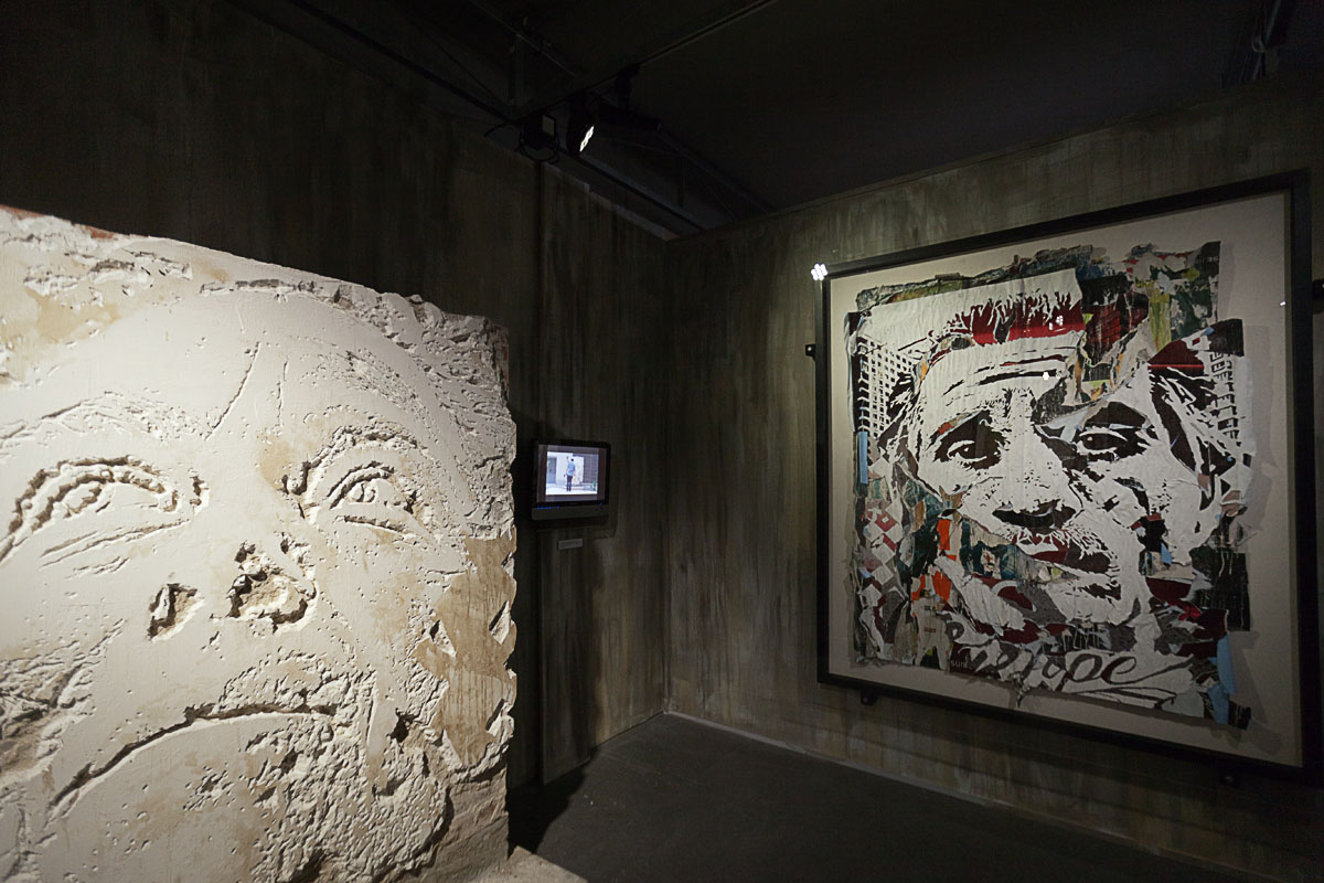 VHILS - Above and Beyond Street Art