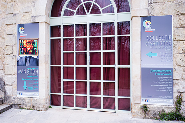 The Van Gogh Experience in Auvers-sur-Oise
