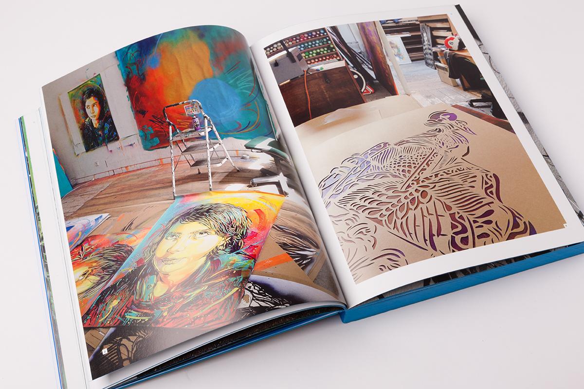 C215 street art monography